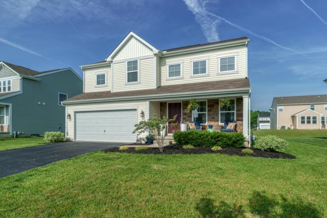 2017 Derby Drive, Marysville, OH 43040 (MLS #219018960) :: Brenner Property Group | Keller Williams Capital Partners