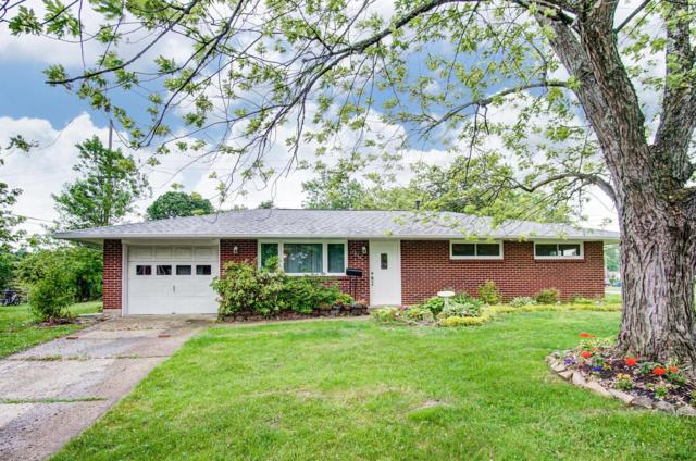 1644 Haft Drive, Reynoldsburg, OH 43068 (MLS #219018995) :: The Clark Group @ ERA Real Solutions Realty