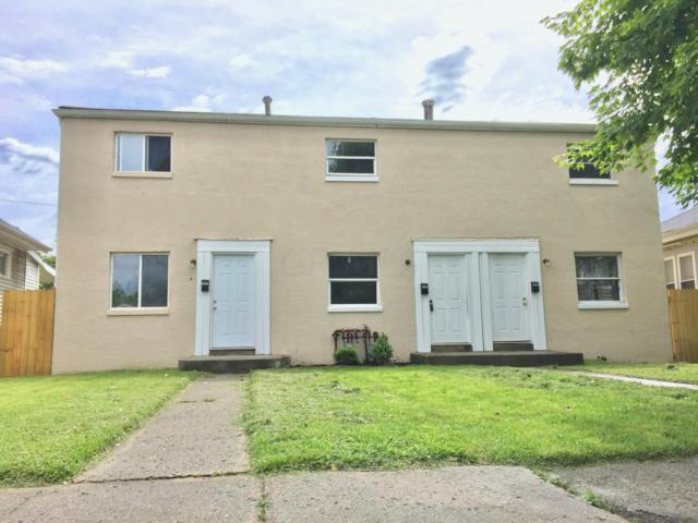 442 S Yale Avenue, Columbus, OH 43223 (MLS #219019051) :: The Clark Group @ ERA Real Solutions Realty