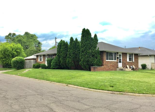887 Byron Avenue, Columbus, OH 43227 (MLS #219019054) :: The Clark Group @ ERA Real Solutions Realty