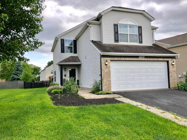 5809 Annmary Road, Hilliard, OH 43026 (MLS #219019114) :: Signature Real Estate