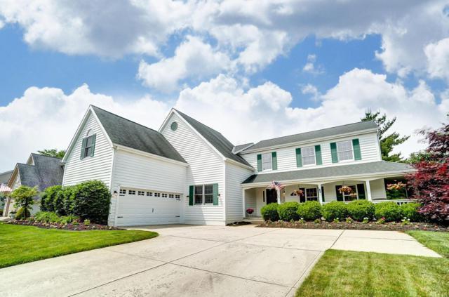 5095 Breckenhurst Drive, Hilliard, OH 43026 (MLS #219019133) :: Brenner Property Group | Keller Williams Capital Partners