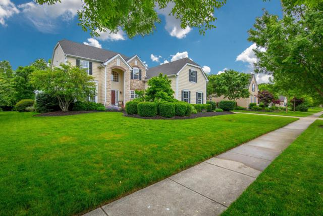 6138 Lampton Pond Drive, Hilliard, OH 43026 (MLS #219019151) :: Brenner Property Group | Keller Williams Capital Partners