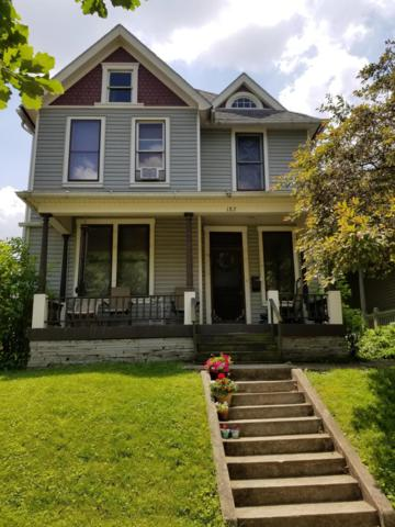 182 W Water Street, Chillicothe, OH 45601 (MLS #219019185) :: Berkshire Hathaway HomeServices Crager Tobin Real Estate