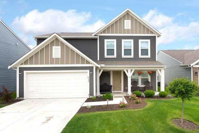3799 Winding Path Drive, Canal Winchester, OH 43110 (MLS #219019219) :: Brenner Property Group | Keller Williams Capital Partners