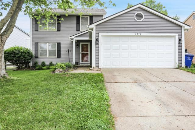 1272 Freshman Drive, Westerville, OH 43081 (MLS #219019224) :: The Clark Group @ ERA Real Solutions Realty
