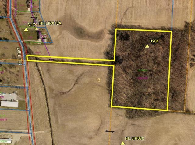 0 Dill Road, Centerburg, OH 43011 (MLS #219019249) :: The Clark Group @ ERA Real Solutions Realty