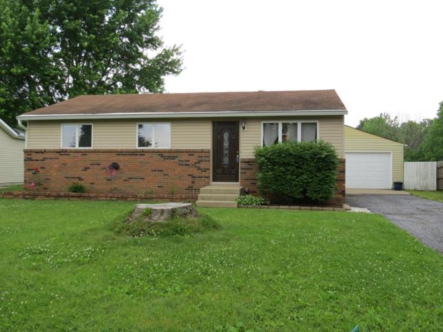 8424 Blue Lake Circle, Galloway, OH 43119 (MLS #219019275) :: Keller Williams Excel