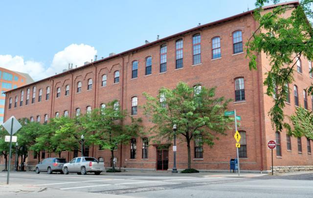 544 S Front Street #114, Columbus, OH 43215 (MLS #219019336) :: Huston Home Team