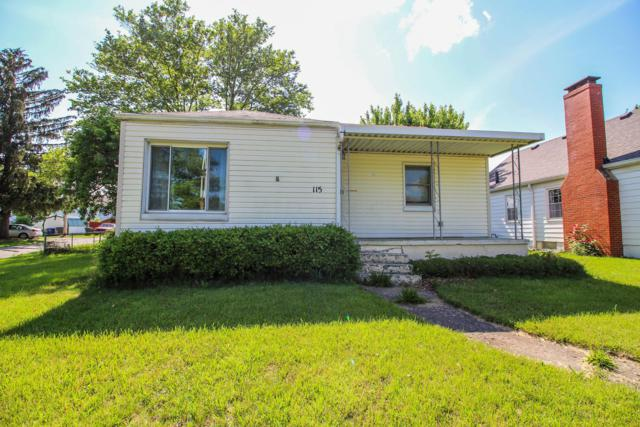115 Demorest Road, Columbus, OH 43204 (MLS #219019418) :: The Clark Group @ ERA Real Solutions Realty