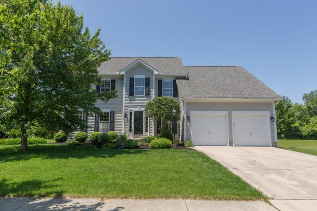 6756 Spring Run Drive, Westerville, OH 43082 (MLS #219019445) :: The Clark Group @ ERA Real Solutions Realty