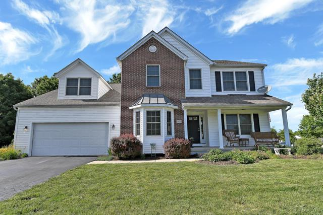 403 Timberland View Drive, Newark, OH 43055 (MLS #219019475) :: The Clark Group @ ERA Real Solutions Realty