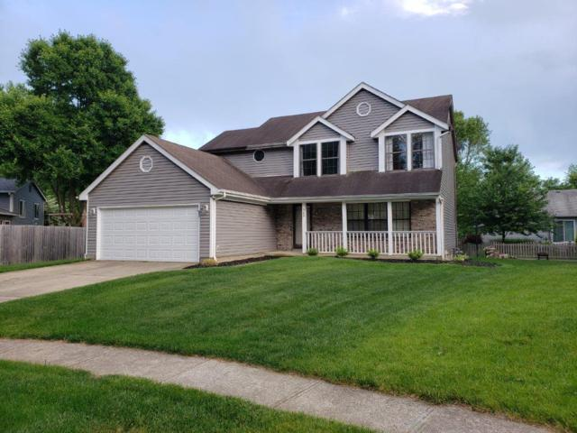 939 Timothy Court, Gahanna, OH 43230 (MLS #219019487) :: Exp Realty