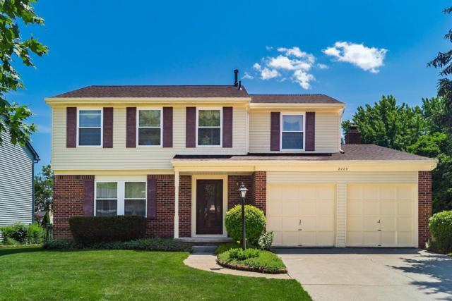 2223 Scottingham Drive, Dublin, OH 43016 (MLS #219019565) :: The Clark Group @ ERA Real Solutions Realty