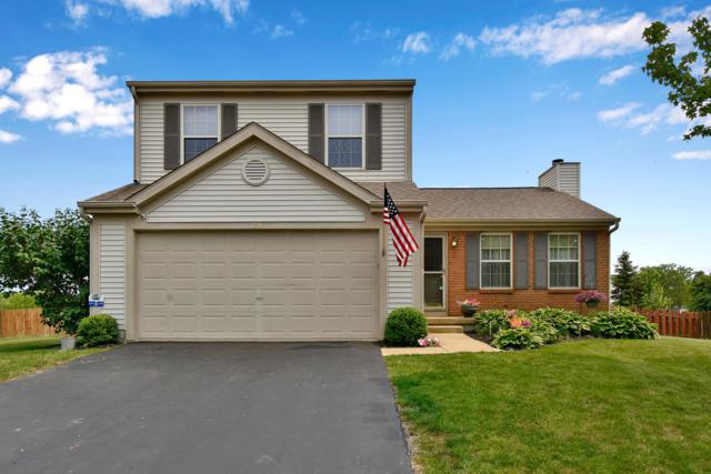 128 Garden Court, Delaware, OH 43015 (MLS #219019573) :: The Clark Group @ ERA Real Solutions Realty