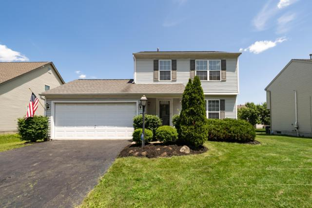 3438 Patcon Way, Hilliard, OH 43026 (MLS #219019601) :: Signature Real Estate