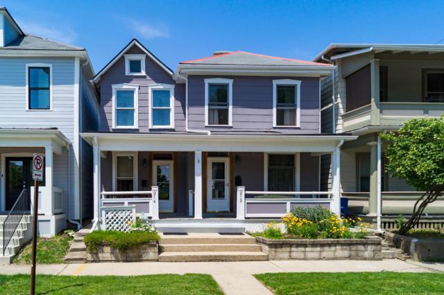212 W 3rd Avenue #14, Columbus, OH 43201 (MLS #219019610) :: Signature Real Estate