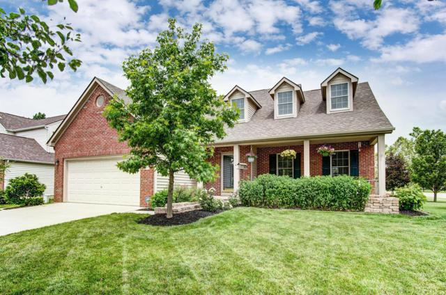 5834 Plank Drive, Hilliard, OH 43026 (MLS #219019623) :: Signature Real Estate