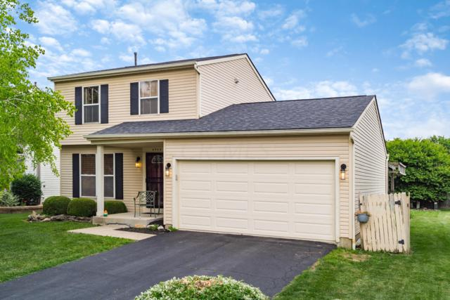 4968 Brice Meadow Drive, Canal Winchester, OH 43110 (MLS #219019682) :: Signature Real Estate