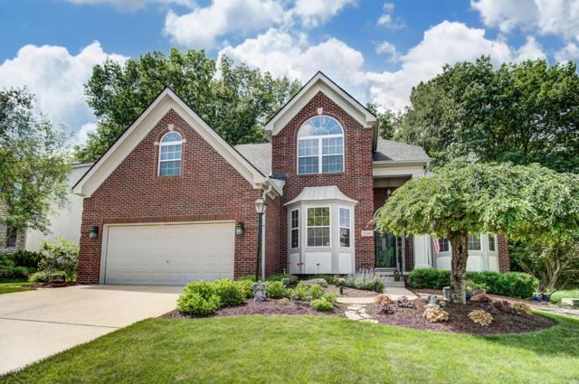 5200 Ainsley Drive, Westerville, OH 43082 (MLS #219019756) :: The Clark Group @ ERA Real Solutions Realty