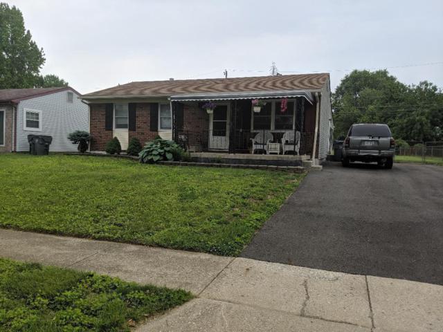 3448 Latonia Road, Columbus, OH 43232 (MLS #219019830) :: Keller Williams Excel