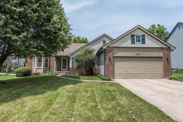 552 Beaverbrook Drive, Columbus, OH 43230 (MLS #219019852) :: Huston Home Team