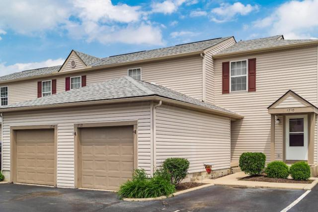 1712 Ridgebury Drive 142E, Hilliard, OH 43026 (MLS #219019938) :: Brenner Property Group   Keller Williams Capital Partners