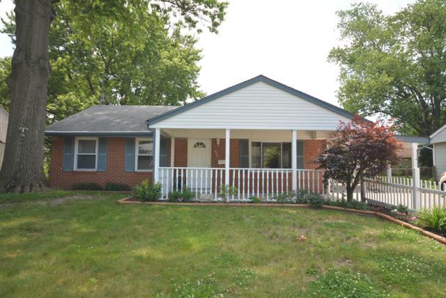 637 Bonnington Way, Columbus, OH 43230 (MLS #219019957) :: Huston Home Team