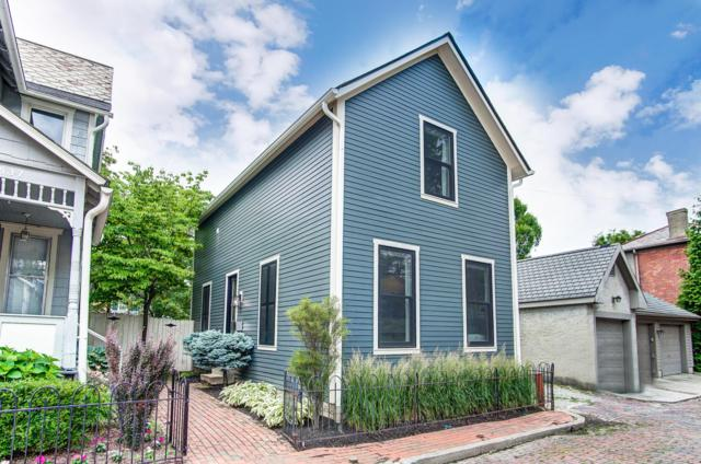 633 Brust Street, Columbus, OH 43206 (MLS #219020061) :: The Clark Group @ ERA Real Solutions Realty