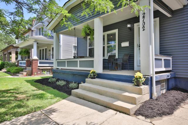 2702 Dayton Avenue, Columbus, OH 43202 (MLS #219020119) :: The Clark Group @ ERA Real Solutions Realty