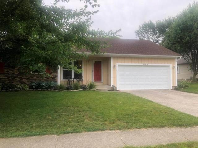5164 Wolf Run Drive, Columbus, OH 43230 (MLS #219020124) :: The Clark Group @ ERA Real Solutions Realty