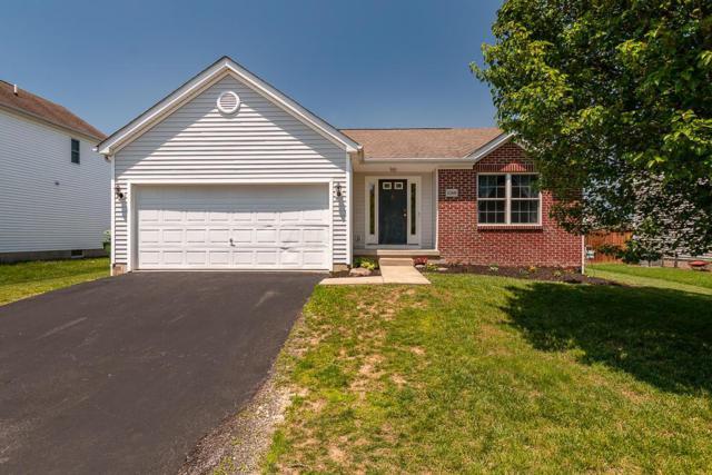 1260 Sassafras Lane, Marysville, OH 43040 (MLS #219020156) :: Brenner Property Group | Keller Williams Capital Partners