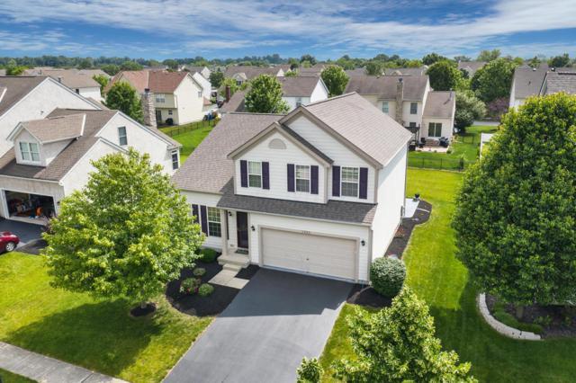 3082 Gilridge Drive, Hilliard, OH 43026 (MLS #219020217) :: Brenner Property Group | Keller Williams Capital Partners