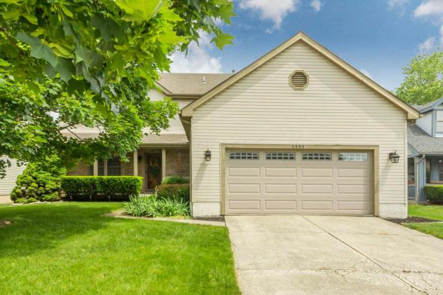 2550 Zebec Street, Powell, OH 43065 (MLS #219020241) :: Signature Real Estate
