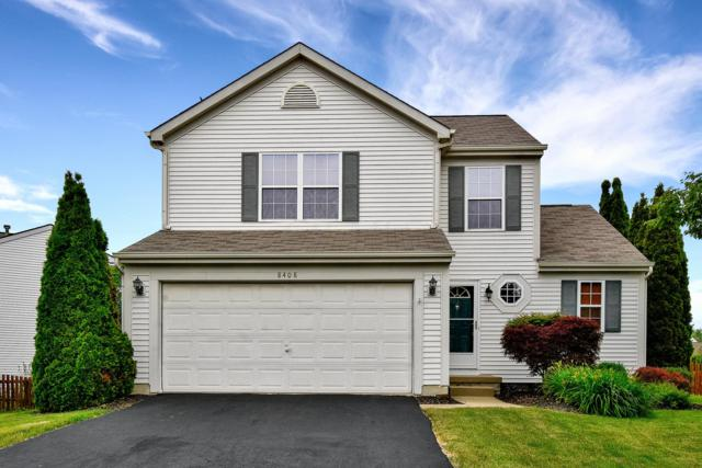 8408 Vega Drive, Blacklick, OH 43004 (MLS #219020346) :: Signature Real Estate