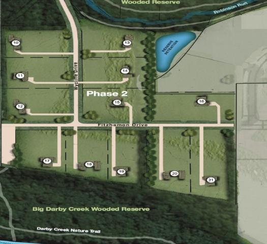 13049 Wycliffe Drive Lot 15, Plain City, OH 43064 (MLS #219020409) :: Signature Real Estate