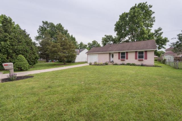 199 S Union Street, London, OH 43140 (MLS #219020421) :: Berkshire Hathaway HomeServices Crager Tobin Real Estate