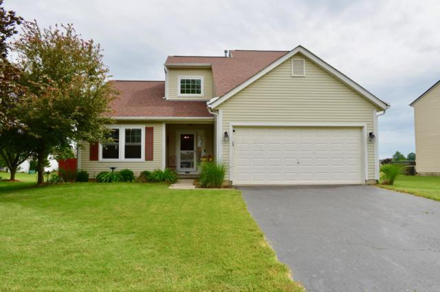 660 Hunnicut Drive, Reynoldsburg, OH 43068 (MLS #219020423) :: Brenner Property Group | Keller Williams Capital Partners