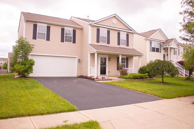 1275 Canterhurst Street, Blacklick, OH 43004 (MLS #219020637) :: The Clark Group @ ERA Real Solutions Realty
