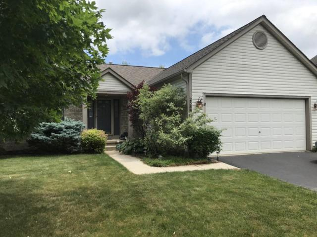 2388 Mills Fall Drive, Hilliard, OH 43026 (MLS #219020639) :: The Clark Group @ ERA Real Solutions Realty