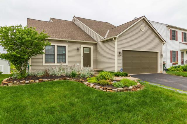 5175 Upland Meadow Drive, Canal Winchester, OH 43110 (MLS #219020641) :: Brenner Property Group | Keller Williams Capital Partners