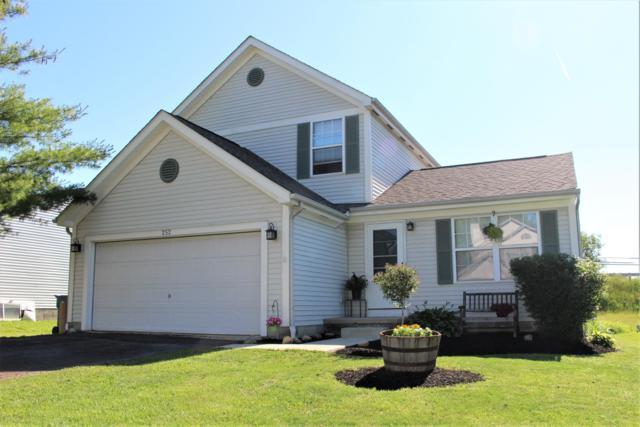 252 Springwood Lane, Marysville, OH 43040 (MLS #219020778) :: Signature Real Estate