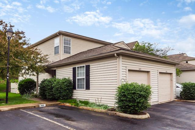 5421 Coral Berry Drive 66A, Columbus, OH 43235 (MLS #219020811) :: Huston Home Team