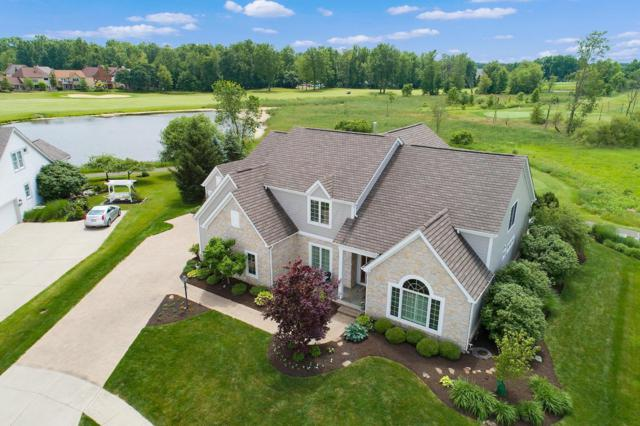 8018 Thornbush Drive, Westerville, OH 43082 (MLS #219020812) :: ERA Real Solutions Realty