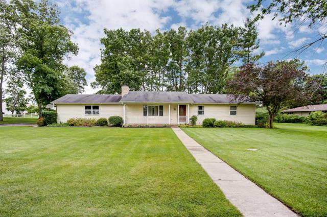 16515 Lakewood Lane, Marysville, OH 43040 (MLS #219020903) :: Signature Real Estate