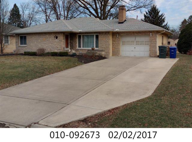 1222 Kenwick Road, Columbus, OH 43209 (MLS #219020904) :: Signature Real Estate