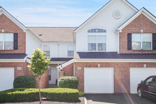 4959 Nordley Village, Westerville, OH 43081 (MLS #219020912) :: Signature Real Estate