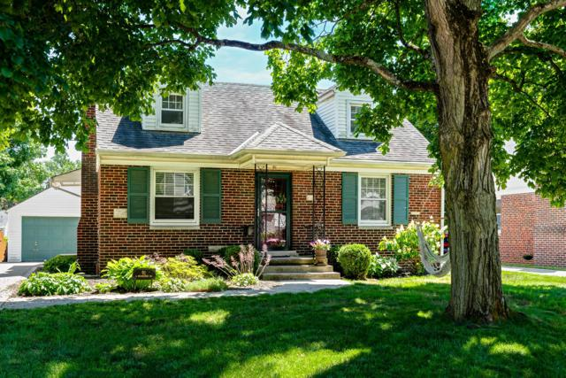 91 E Weisheimer Road, Columbus, OH 43214 (MLS #219020937) :: Signature Real Estate
