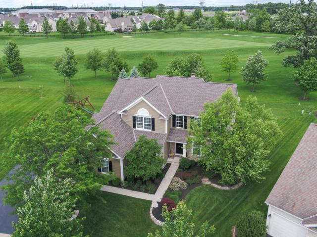 7570 Indian Springs Drive, Powell, OH 43065 (MLS #219020951) :: Huston Home Team