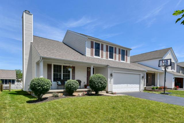 7738 Solomen Run Drive, Blacklick, OH 43004 (MLS #219020978) :: The Clark Group @ ERA Real Solutions Realty